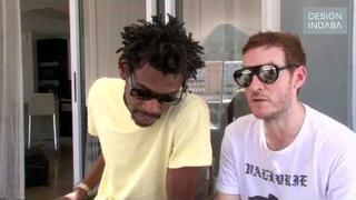 Interview With Massive Attack + UVA (United Visual Artists) @ Design Indaba 2012