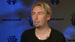 Interview with Nickelback's Chad Kroeger part 2