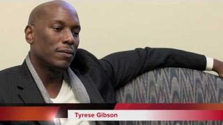 Interview with Tyrese Gibson @ Howard University 4.6.11