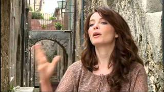 Interview with Violante Placido on The American
