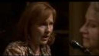 Iris DeMent w/ Joan Osborne & Bruce Molsky - He Reached Down