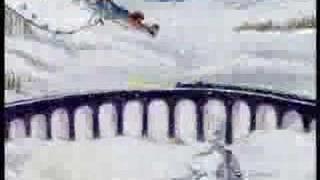 Irn Bru Snowman Advert