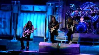 Iron Maiden Adrian smith falls Vancouver Brave New World