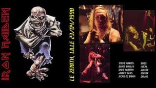 Iron Maiden - Don't Look To The Eyes Of A Stranger - Lille 1998