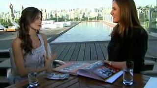 Isabeli Fontana interview - part 2