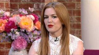 Isla Fisher Now You See Me Interview This Morning 2013