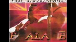 Israel Kamakawiwo'ole Tengoku Kara Kaminari