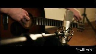 """""""It Will Rain"""" - Bruno Mars (Alex Goot cover ft. Chad Sugg)"""