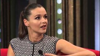 Iva Kubelková - Show Jana Krause 20. 9. 2013