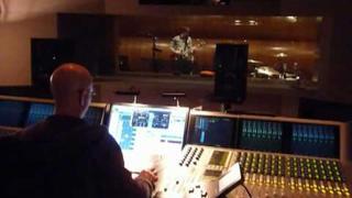 Ivyrise recording in Paris