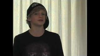 "Iyaz ""Replay"" by Cody Simpson"