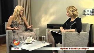 Izabella Scorupco wystąpi w Tańcu z gwiazdami Telewizja Plejada Sprawdź co słychać w show biznesie