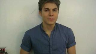 J-14 Exclusive: Nolan Gerard Funk's Embarrassing Moment