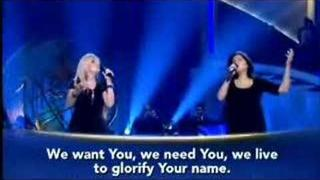 Jaci velasquez feat  Cindy Cruse  Glorify Your Name Live