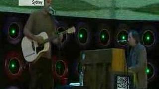Jack Johnson - Mud Football (live in Sydney)