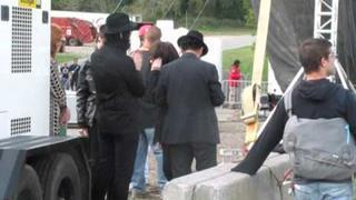 Jack White and Karen Elson at MI Fest I