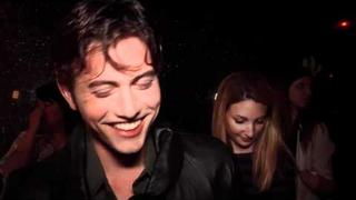 Jackson Rathbone Talks 'Aim High' & 'Breaking Dawn'