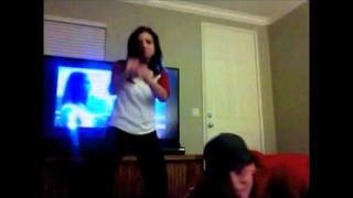 Jacque Pyles dancing (part1)