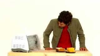 Jak si nedělat sendvič