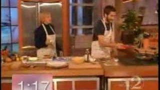 Jake Gyllenhaal Cooking on Ellen