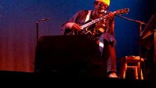 "James Blood Ulmer: ""This Is A Very Old Blues Song"""