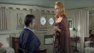 James Bond : Sean Connery and Karin Dor (2)