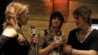 James Cassells, Ben Bruce interview 2012