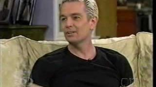 James Marsters on Sharon Osbourne Show Part 1