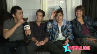 James Maslow & Big Time Rush Cast on Who's Who?!