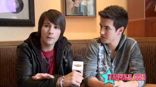 James Maslow & Logan Henderson on What's Next!