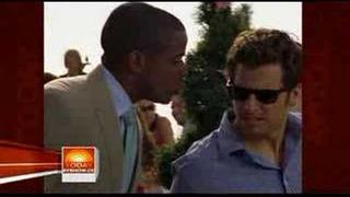James Roday and Dulé Hill interview