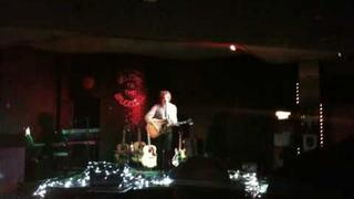James Walsh - New Song 3 - Loaded Gun - Brudenell Social Club - 30/11/09