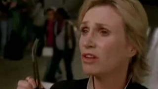 Jane Lynch as 'Sue Sylvester'