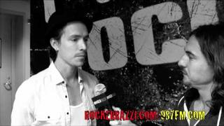 Jared Sagal interview with Brandon Boyd