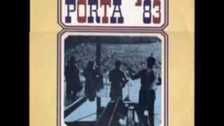 Jaroslav Ježek a ČP 8 - Motýlek 1983 Porta