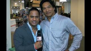 JASON SCOTT LEE w/ TYRONE TANN - L.A. Comic Book & Science Fiction Convention