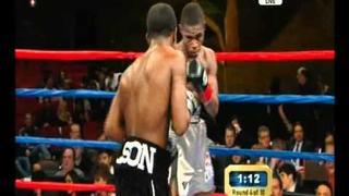 Javier Fortuna vs Derrick Wilson 2/3