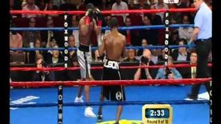 Javier Fortuna vs Derrick Wilson 3/3