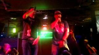 Jay Diesel a Tafrob _ Rolovací NEW SONG!! (Live in Roxet)