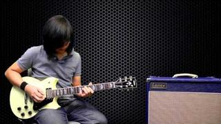 Jeff Beck - Diamond Dust (Cover)