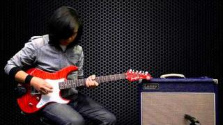 Jeff Beck - Never Alone (Cover)