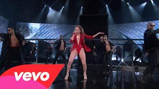 Jennifer Lopez - Booty (2014 American Music Awards) ft. Iggy Azalea