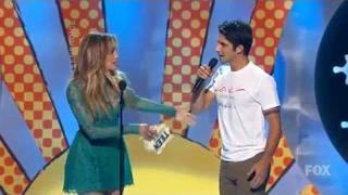 Jennifer Lopez Teen Choice Awards 2014