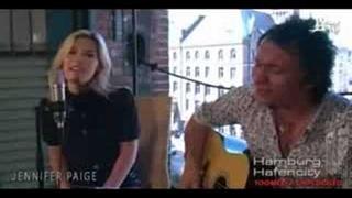 Jennifer Paige - Stranded (Live Acoustic)