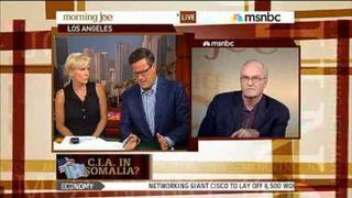 Jeremy scahil on morning joe-The CIA's Secret Sites in Somalia