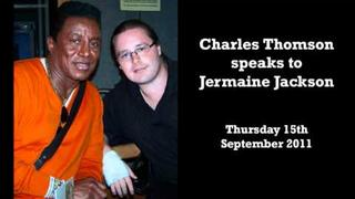 Jermaine Jackson speaks to Charles Thomson about 'Pyjama Day' and the Cardiff tribute concert
