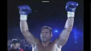JEROME LE BANNER - Legend kickboxer (highlights)