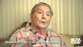 Jerry Lee Lewis: Not ready to retire