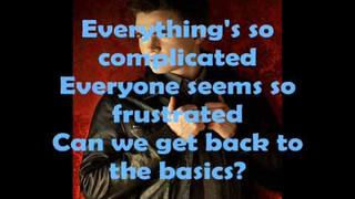 Jesse McCartney - Simple Thing (Called Love) With Lyrics