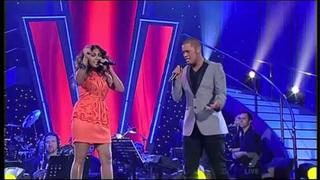 Jessica Mauboy - What Happened To Us (feat. Stan Walker) Live on Dancing With The Stars